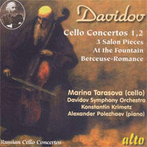 CD Cello Concerto 1