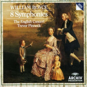 CD William Boyce