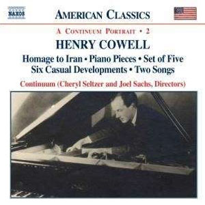 CD Henry Cowell